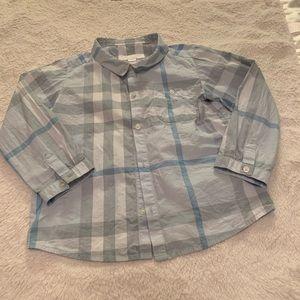 💕 Burberry Kids Long Sleeve Top